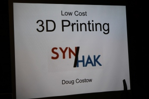 Low Cost 3D Printing - Doug Costlow